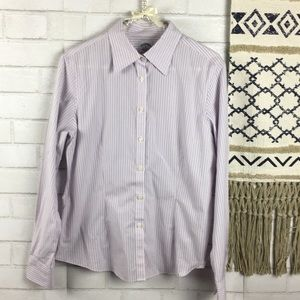 Brooks Brothers Button Down Short Size 8